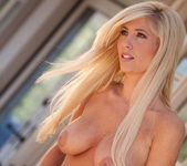 Tasha Reign Getting Naked With Nature 25