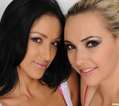 Breanne Benson and Sophia Knight's Stayover 7