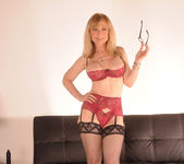 Nina Hartley Shows You Where You Can Stick It 5