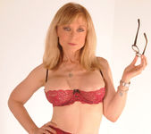 Nina Hartley Shows You Where You Can Stick It 7