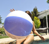 Chanel Preston Tits and Beach Ball 23