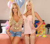 Rikki Six and Tasha Reign - Party Time 2