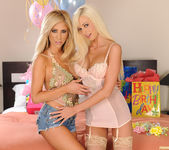 Rikki Six and Tasha Reign - Party Time 4