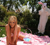 Tasha Reign Fucks the Easter Bunny 5