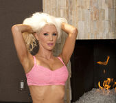 Tasha Reign's Spa Day with Holly Price 4