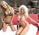 Tasha Reign's Spa Day with Holly Price 24