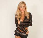 Tasha Reign Stripping Off the ''Fuck Me'' Outfit 13