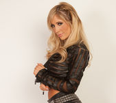 Tasha Reign Stripping Off the ''Fuck Me'' Outfit 29