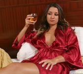 Ann Marie Rios Horny at Home 2