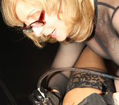 Deauxma Gets Kinky with Nina Hartley 28