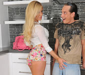 Tasha Reign Dressed Like She's Expecting a Package 23