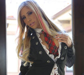 Tasha Reign Loves Her Naughty Uniform 4