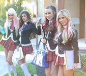 Tasha Reign Breaking the Rules with Capri Anderson, Heather 3