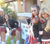 Tasha Reign Breaking the Rules with Capri Anderson, Heather 9