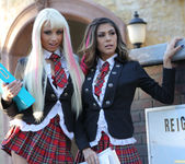 Tasha Reign Breaking the Rules with Capri Anderson, Heather 10