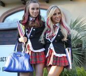 Tasha Reign Breaking the Rules with Capri Anderson, Heather 12