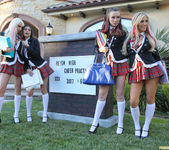 Tasha Reign Breaking the Rules with Capri Anderson, Heather 13