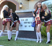 Tasha Reign Breaking the Rules with Capri Anderson, Heather 14