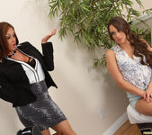 Teal Conrad and Tory Lane Get Him Done 2