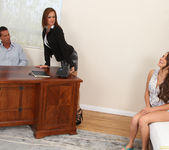 Teal Conrad and Tory Lane Get Him Done 3