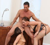 Teal Conrad and Tory Lane Get Him Done 25