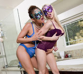 Tory Lane and Christie Stevens - Masked Mistress 4