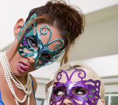 Tory Lane and Christie Stevens - Masked Mistress 16