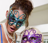 Tory Lane and Christie Stevens - Masked Mistress 17