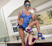Tory Lane and Christie Stevens - Masked Mistress 20