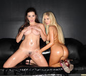 Tasha Reign and Taylor Vixen - Tunnel Vision 10