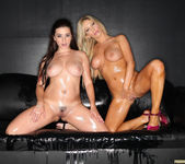 Tasha Reign and Taylor Vixen - Tunnel Vision 12