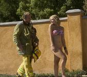 Sarah Vandella Fucks the Uniform Off a Fireman 19