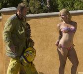 Sarah Vandella Fucks the Uniform Off a Fireman 20