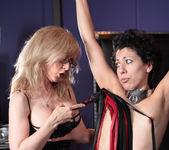 Nina Hartley Satisfies a Brunette's Curiosity 26