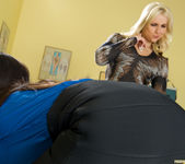 Sarah Vandella Tastes the Medical Staff 9