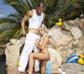 Tasha Reign Gets Sex on the Beach 22