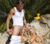 Tasha Reign Gets Sex on the Beach 29