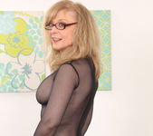 Nina Hartley - Full Body Pantyhose and Face Sitting 5