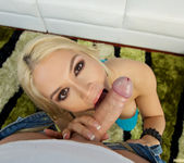 Sarah Vandella Sucks You Off in a POV Blowjob 22