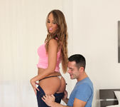 Jenette - Smoking Ass - Mike's Apartment 7