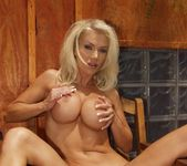 Fantastic Blonde Monica Star Shows Off Hot Body 11