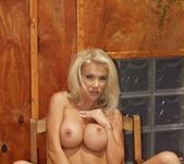 Fantastic Blonde Monica Star Shows Off Hot Body 22