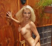 Fantastic Blonde Monica Star Shows Off Hot Body 25