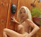 Fantastic Blonde Monica Star Shows Off Hot Body 27