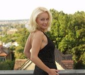 Beautiful Blonde Maria Strips For Us 3