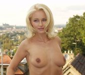 Beautiful Blonde Maria Strips For Us 15