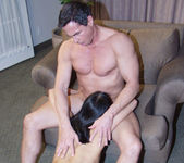 Peter North Gets His Cock Blown By Bella Donna 5