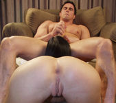 Peter North Gets His Cock Blown By Bella Donna 13