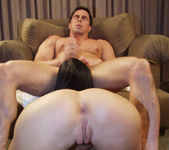 Peter North Gets His Cock Blown By Bella Donna 16