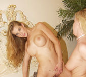 Two young Blondes get a taste of Peter North 18